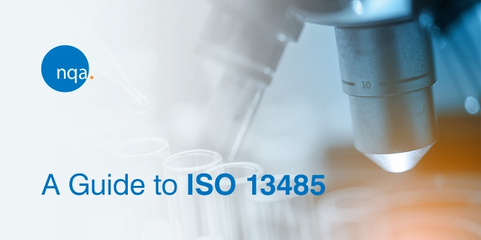 guide to iso 13485