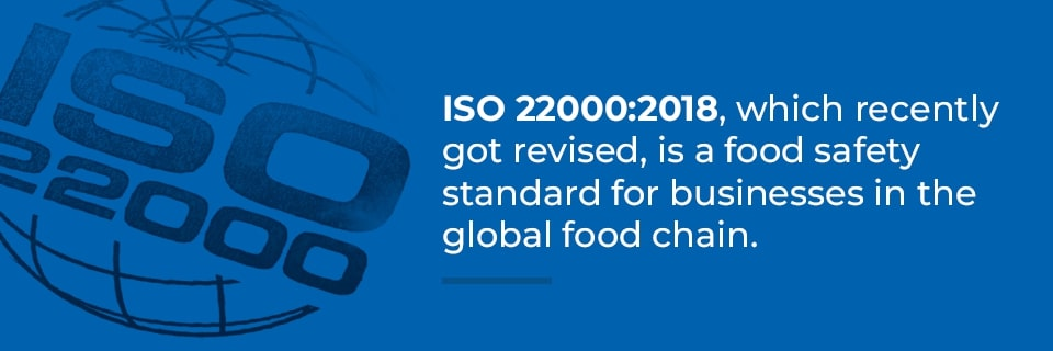 what is iso 22000