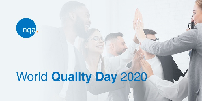 world quality day 2020