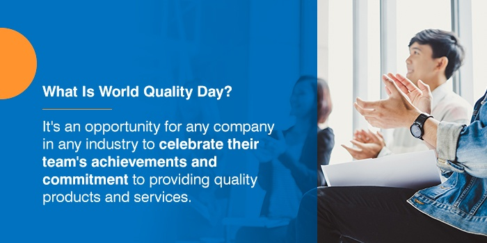 what is world quality day