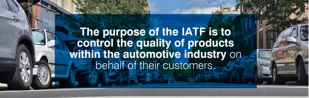 purpose of iatf