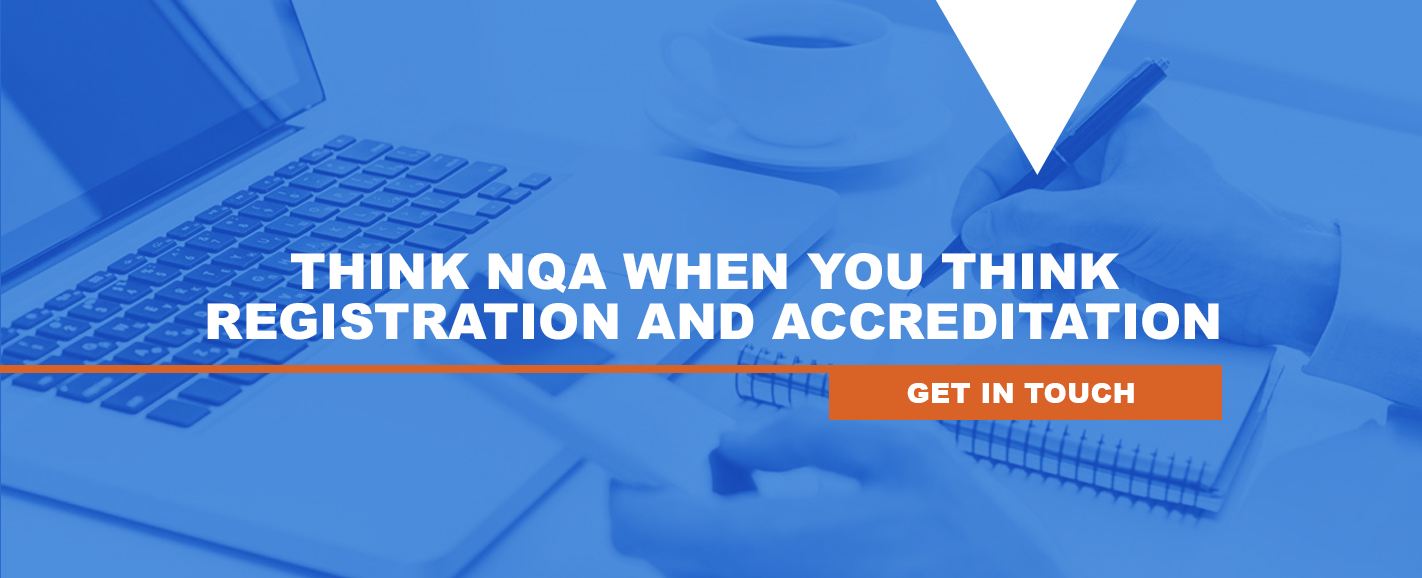 NQA GDPR registration