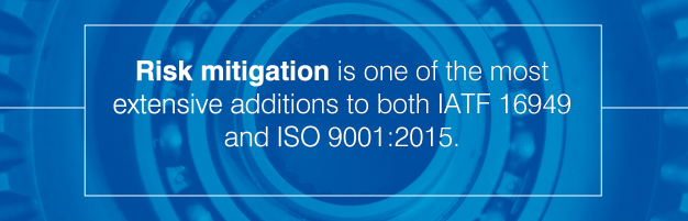 iatf risk mitigation