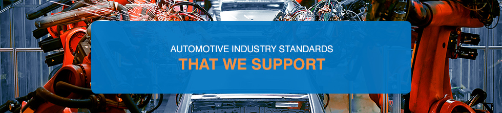 automotive industry standards