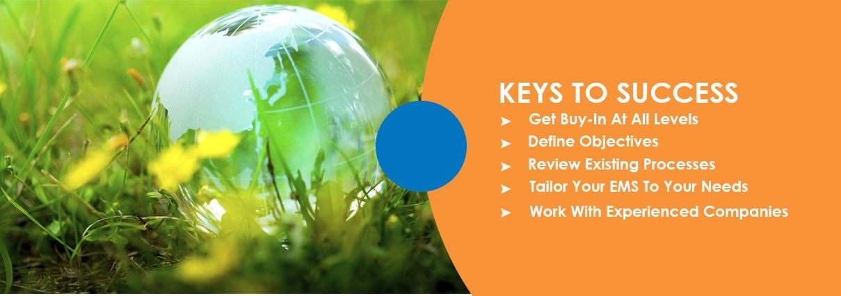 keys to iso 14001 success